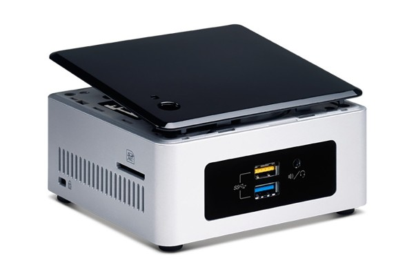 NUC KIT Intel Celeron N3050 Dual Core